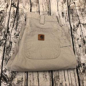 New Carhartt Work Pants - 32/30